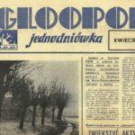 34 lata temu w dębickiej prasie, czyli gazetka Igloopolu – nr 1 1987